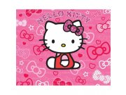 3D foto tapeta Walltastic Hello Kitty 41271 | 305x244 cm Foto tapete