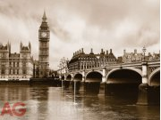 Fototapeta AG Londýn FTS-0480 | 360x254 cm Fototapety skladem
