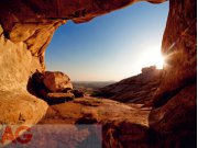 Fototapeta AG Sunset FTS-0483 | 360x254 cm Fototapety na zeď