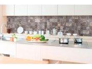 Samolepicí fototapeta do kuchyně - Obklad stěny KI-350-089 | 350x60 cm Samolepící fototapety - Na kuchyňskou linku