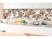 Samolepicí fototapeta do kuchyně - Hrubý kámen KI-350-104 | 350x60 cm Samolepící fototapety - Na kuchyňskou linku