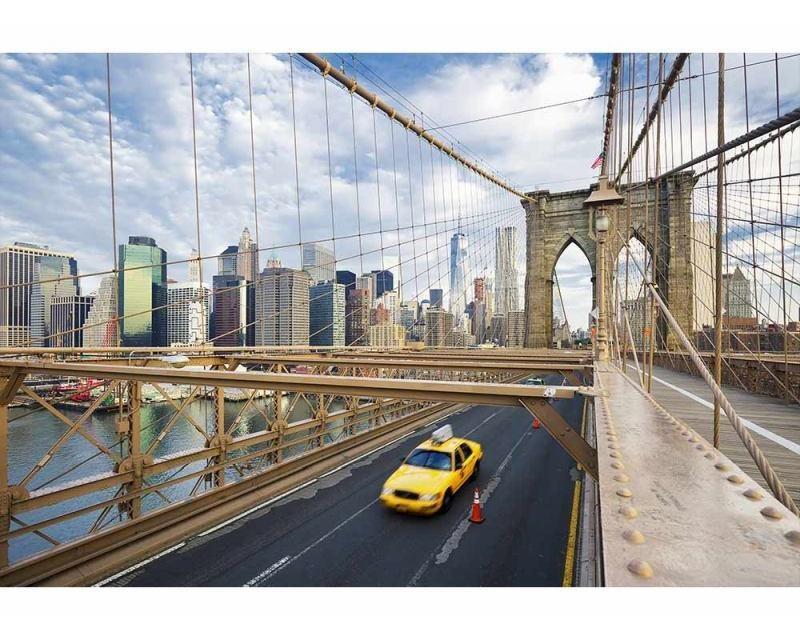 Vliesové fototapety na zeď Město New York | MS-5-0004 | 375x250 cm - Fototapety vliesové