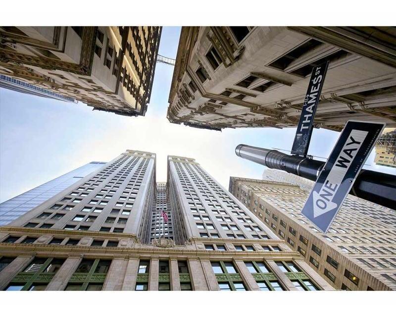 Vliesové fototapety na zeď Mrakodrapy na Broadwayi | MS-5-0011 | 375x250 cm - Fototapety vliesové