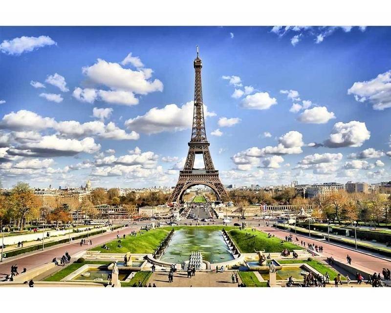 Vliesové fototapety na zeď Paříž | MS-5-0025 | 375x250 cm - Fototapety vliesové
