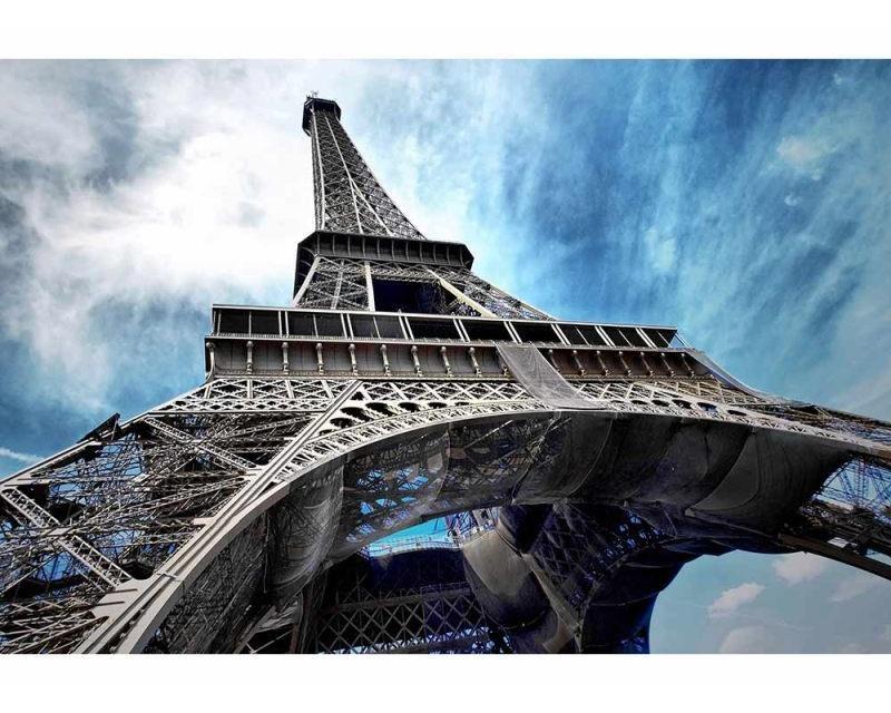 Vliesové fototapety na zeď Eiffelova věž | MS-5-0026 | 375x250 cm - Fototapety vliesové
