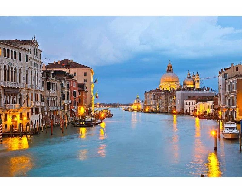 Vliesové fototapety na zeď Grand Canal | MS-5-0029 | 375x250 cm - Fototapety vliesové