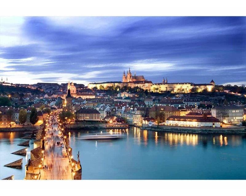 Vliesové fototapety na zeď Praha | MS-5-0031 | 375x250 cm - Fototapety vliesové