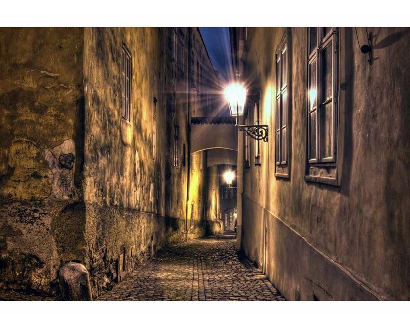 Vliesové fototapety na zeď Ulička | MS-5-0043 | 375x250 cm - Fototapety vliesové