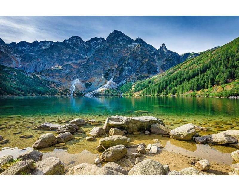 Vliesové fototapety na zeď Hory | Tatry | MS-5-0076 | 375x250 cm - Fototapety vliesové