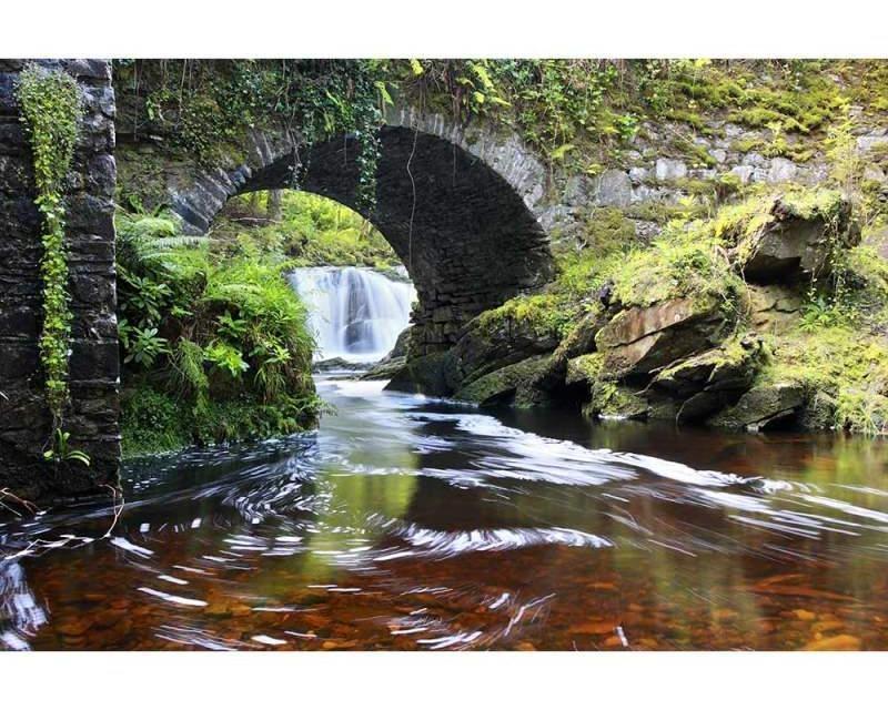 Vliesové fototapety na zeď Irsko | MS-5-0081 | 375x250 cm - Fototapety vliesové