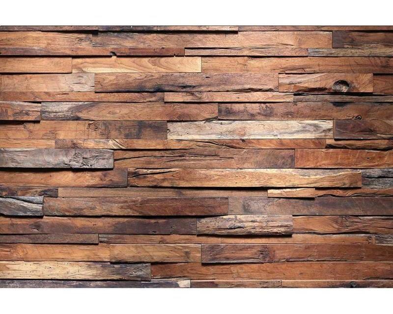 Vliesové fototapety na zeď Dřevěná zeď | MS-5-0158 | 375x250 cm - Fototapety vliesové