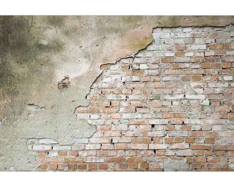 Vliesové fototapety na zeď Oprýskaná zeď | MS-5-0168 | 375x250 cm - Fototapety vliesové