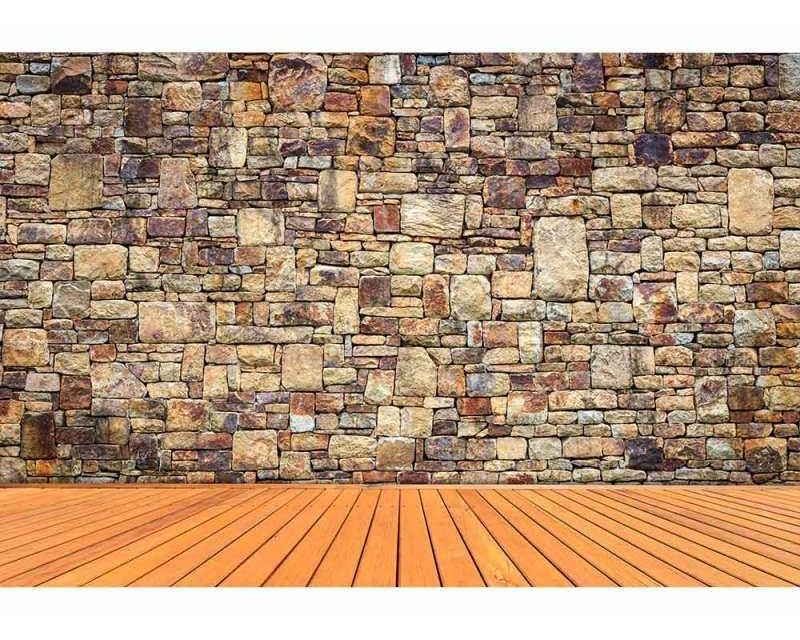 Vliesové fototapety na zeď Kamenná stěna | MS-5-0169 | 375x250 cm - Fototapety vliesové