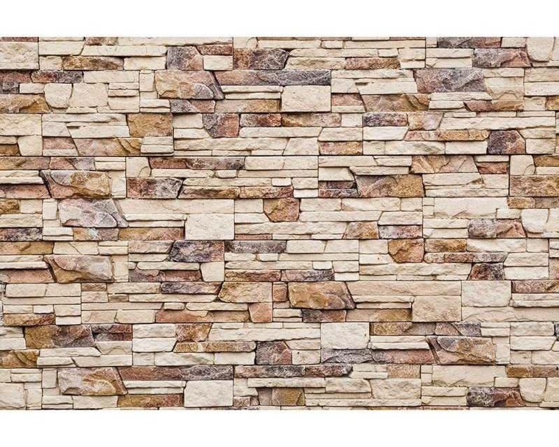 Vliesové fototapety na zeď Kamenná zeď | MS-5-0172 | 375x250 cm - Fototapety vliesové