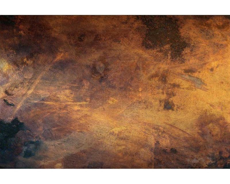 Vliesové fototapety na zeď Poškrábaná měď   MS-5-0179   375x250 cm - Fototapety vliesové