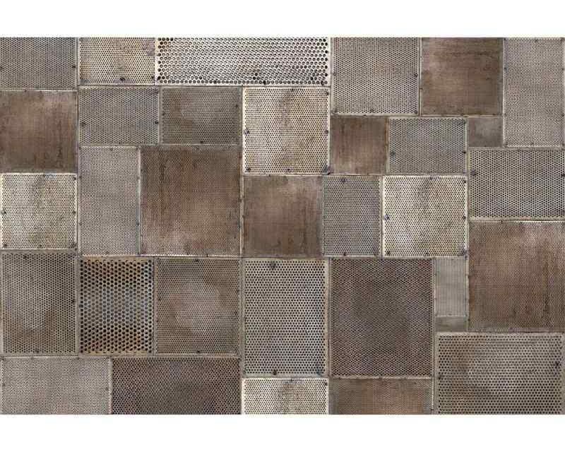 Vliesové fototapety na zeď Starý kov | MS-5-0182 | 375x250 cm - Fototapety vliesové