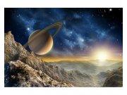 Vliesové fototapety na zeď Vesmír | MS-5-0187 | 375x250 cm Fototapety vliesové