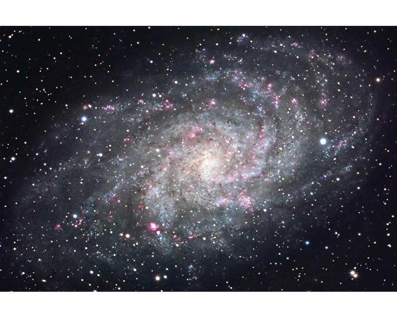 Vliesové fototapety na zeď Galaxie | MS-5-0189 | 375x250 cm - Fototapety vliesové