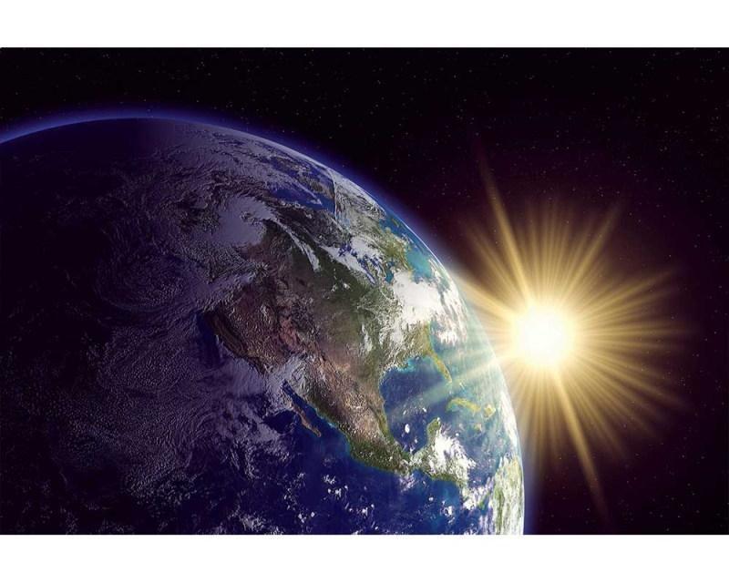 Vliesové fototapety na zeď Země | MS-5-0190 | 375x250 cm - Fototapety vliesové