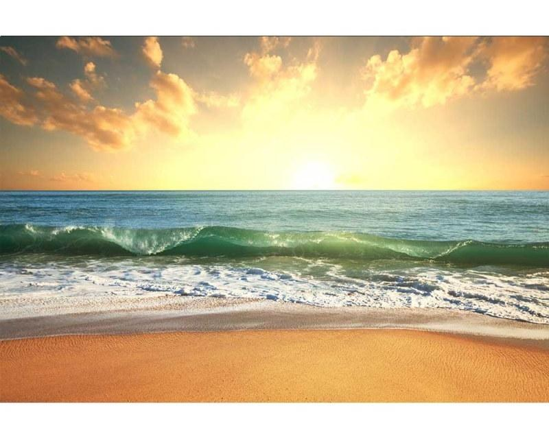 Vliesové fototapety na zeď Moře při západu slunce | MS-5-0209 | 375x250 cm - Fototapety vliesové