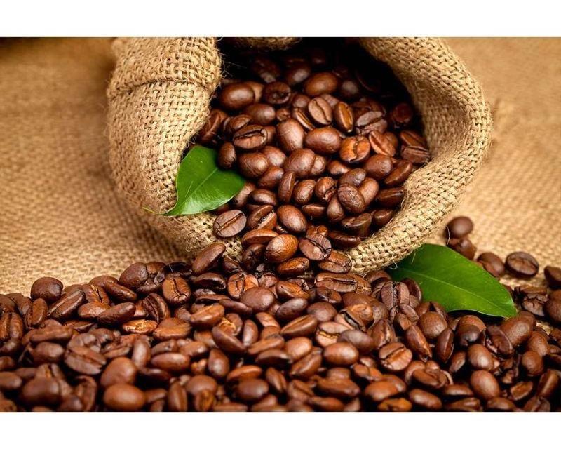 Vliesové fototapety na zeď Kávová zrna | MS-5-0244 | 375x250 cm - Fototapety vliesové