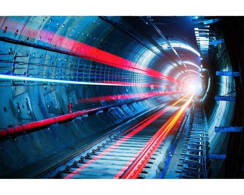 Vliesové fototapety na zeď Tunel | MS-5-0267 | 375x250 cm - Fototapety vliesové