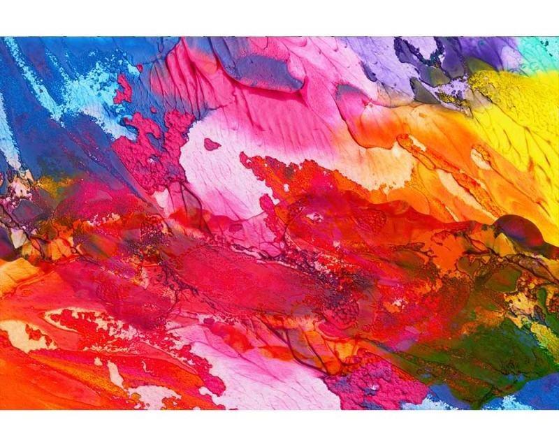 Vliesové fototapety na zeď Abstraktní malba | MS-5-0268 | 375x250 cm - Fototapety vliesové