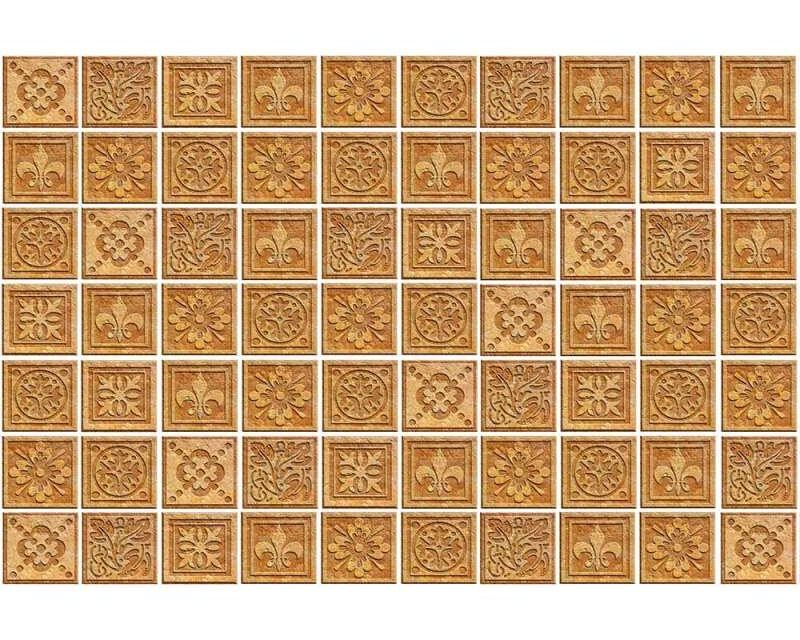 Vliesové fototapety na zeď Žulové kachličky | MS-5-0274 | 375x250 cm - Fototapety vliesové