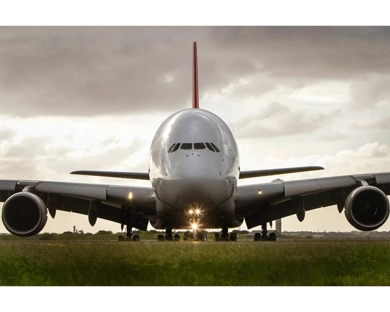 Vliesové fototapety na zeď Airbus | MS-5-0318 | 375x250 cm - Fototapety vliesové