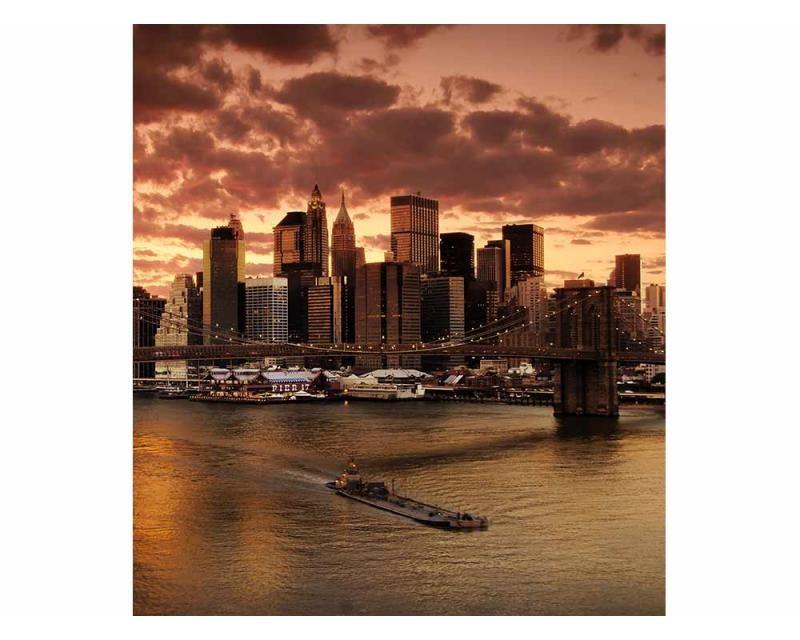Vliesové fototapety na zeď New York | MS-3-0002 | 225x250 cm - Fototapety vliesové