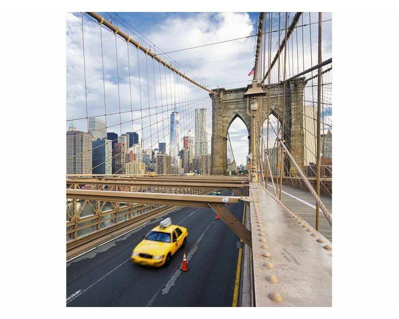 Vliesové fototapety na zeď Město New York | MS-3-0004 | 225x250 cm - Fototapety vliesové