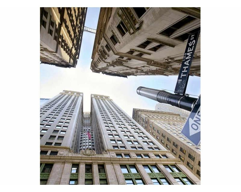 Vliesové fototapety na zeď Mrakodrapy na Broadwayi | MS-3-0011 | 225x250 cm - Fototapety vliesové