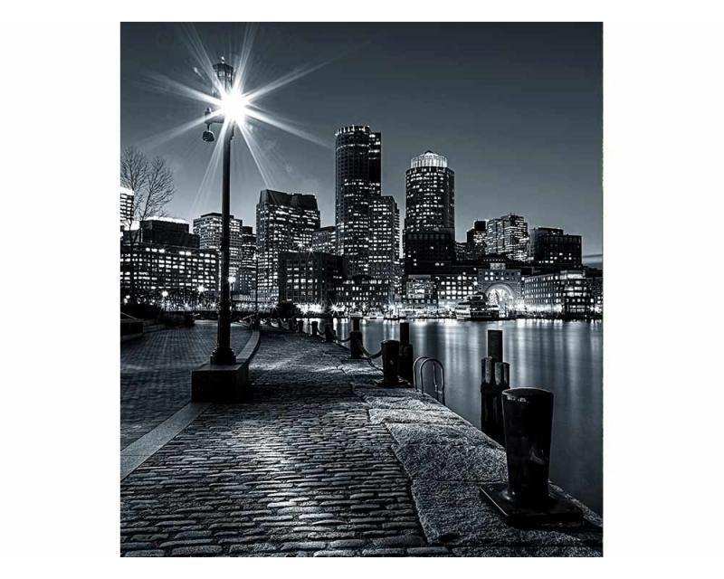 Vliesové fototapety na zeď Boston | MS-3-0016 | 225x250 cm - Fototapety vliesové