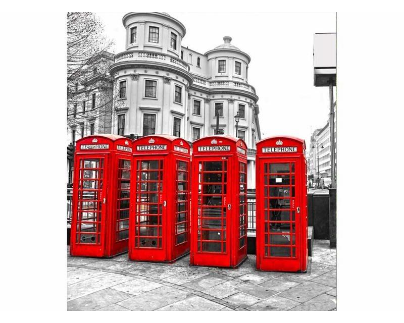 Vliesové fototapety na zeď Londýn | MS-3-0020 | 225x250 cm - Fototapety vliesové
