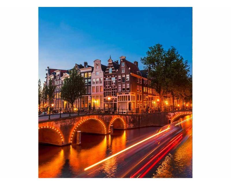 Vliesové fototapety na zeď Amsterdam | MS-3-0023 | 225x250 cm - Fototapety vliesové