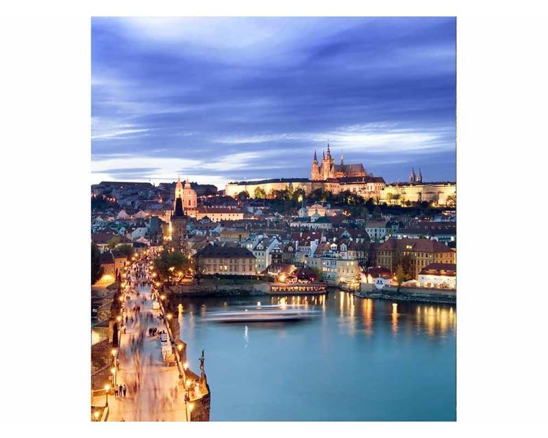Vliesové fototapety na zeď Praha | MS-3-0031 | 225x250 cm - Fototapety vliesové