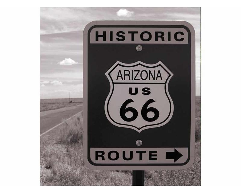Vliesové fototapety na zeď Silnice 66 | MS-3-0033 | 225x250 cm - Fototapety vliesové