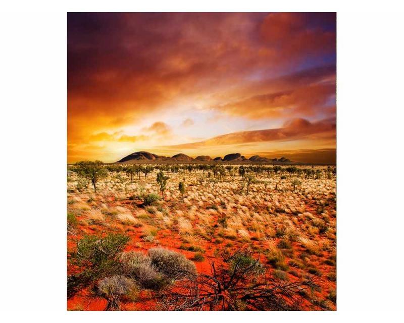 Vliesové fototapety na zeď Austrálie | MS-3-0050 | 225x250 cm - Fototapety vliesové