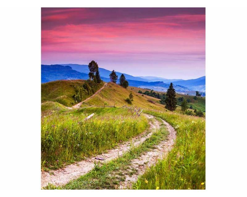 Vliesové fototapety na zeď Příroda s červánky | MS-3-0061 | 225x250 cm - Fototapety vliesové