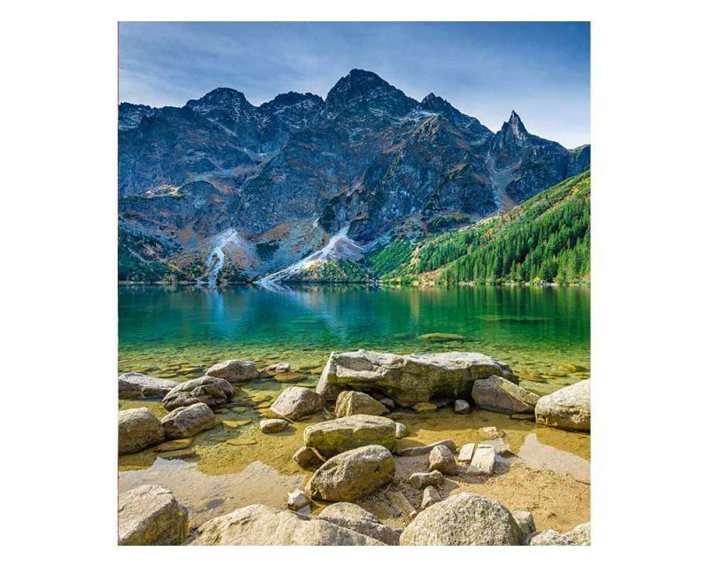 Vliesové fototapety na zeď Tatry | MS-3-0076 | 225x250 cm - Fototapety vliesové