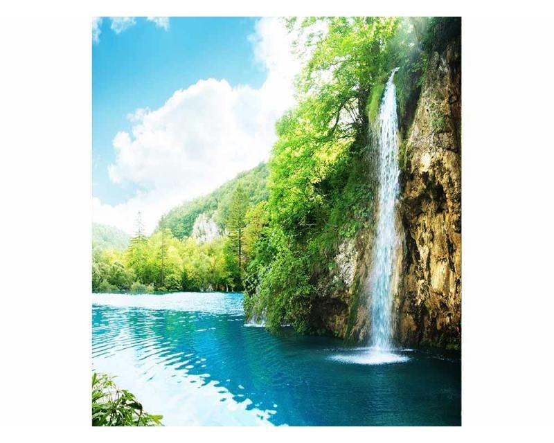 Vliesové fototapety na zeď Relax v lese | MS-3-0085 | 225x250 cm - Fototapety vliesové