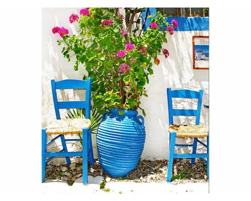 Vliesové fototapety na zeď Tradiční Řecko | MS-3-0087 | 225x250 cm - Fototapety vliesové