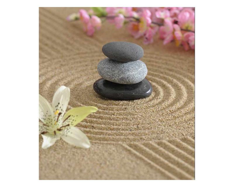 Vliesové fototapety na zeď Zahrada Zen | MS-3-0117 | 225x250 cm - Fototapety vliesové