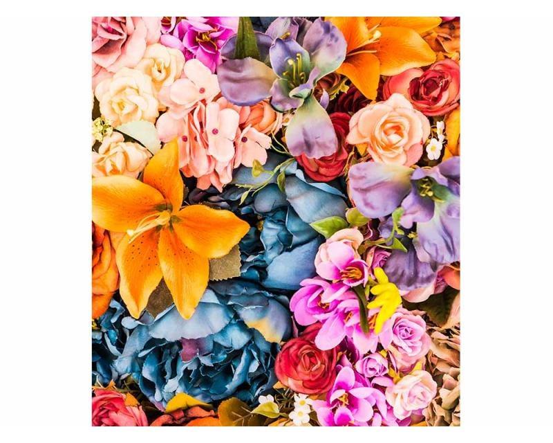 Vliesové fototapety na zeď Sušené květiny | MS-3-0143 | 225x250 cm - Fototapety vliesové