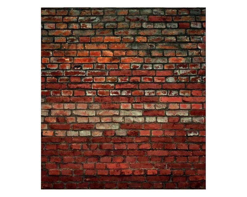 Vliesové fototapety na zeď Cihlová zeď | MS-3-0166 | 225x250 cm - Fototapety vliesové