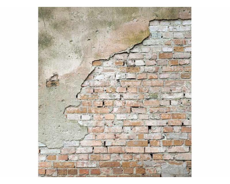 Vliesové fototapety na zeď Oprýskaná zeď | MS-3-0168 | 225x250 cm - Fototapety vliesové