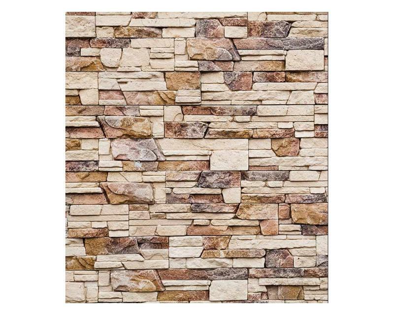 Vliesové fototapety na zeď kamenná zeď | MS-3-0172 | 225x250 cm - Fototapety vliesové