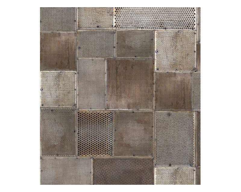 Vliesové fototapety na zeď Starý kov | MS-3-0182 | 225x250 cm - Fototapety vliesové