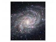 Vliesové fototapety na zeď Galaxie | MS-3-0189 | 225x250 cm Fototapety vliesové