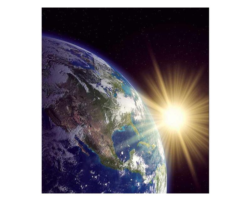 Vliesové fototapety na zeď Země   MS-3-0190   225x250 cm - Fototapety vliesové